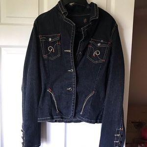Vintage Rocawear jean jacket